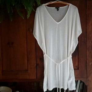 H & M sheer cover up or tunic